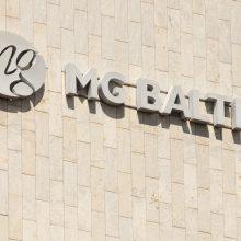 """A. Kairys prarado teisę dirbti su slapta informacija po kontaktų su """"MG Baltic"""""""