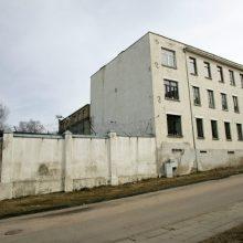 Bus griaunamas Vilniaus pataisos namų kompleksas