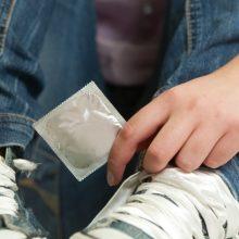 Naujovė Prancūzijoje: prezervatyvų galės įsigyti nemokamai pagal receptą