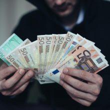 Stambi vagystė Klaipėdos rajone: dingo 37 tūkst. eurų