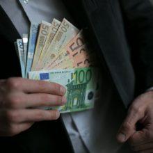 Teismas nepakeitė bausmių kyšininkavusiems advokatui ir bankroto administratoriui