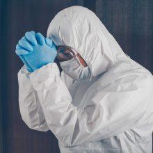 Koronavirusas Lietuvoje: per parą patvirtinta 114 naujų atvejų