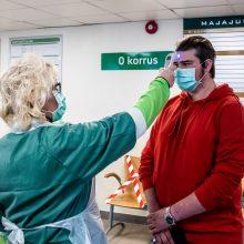 Estijoje – 479 nauji COVID-19 atvejai, 5 pacientai mirė