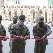 Kęstučio batalione – 11 naujų koronaviruso atvejų šauktiniams