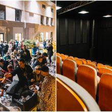 Kultūros fabrikas: juodi teatro metai. Pradedam iš naujo?!