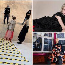 Pirmą kartą Lietuvoje – drabužių dizainerių pristatymai virtualiojoje realybėje