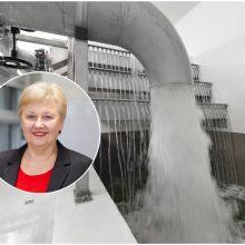 40 metų vandens laboratorijoje dirbanti I. Getautienė: vanduo – mano puikios sveikatos užtaisas