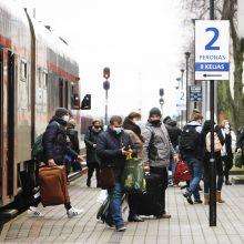 Klaipėdiečiai liko it musę kandę: dėl traukinio gedimo – kelionė su trikdžiais
