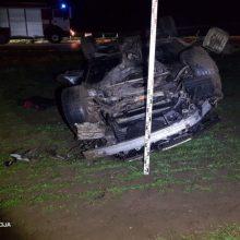 Savaitė šalies keliuose: žuvo trys žmonės – vairuotojas, keleivis ir dviračio vairuotojas