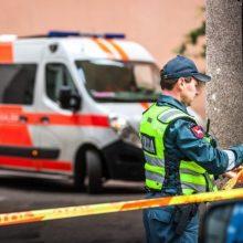 Klaipėdos rajone prie automobilio rastas negyvas vyras