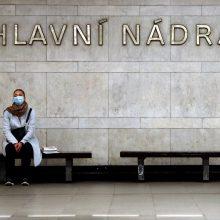 Čekijoje – naujas COVID-19 atvejų paros rekordas