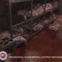 Tauragės mėsos perdirbimo įmonėje nešvarios ne tik sąskaitos, bet ir mėsmalės