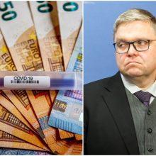 V. Vasiliauskas: ši krizė yra istorinis šansas transformuoti Lietuvos ekonomiką
