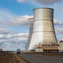 Seime – rezoliucija dėl Baltarusijos keliamos grėsmės branduolinei saugai Europoje