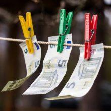 Į valstybės biudžetą Lietuvos bankas pervedė 16,6 mln. eurų įmoką