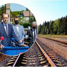 Greitieji traukiniai į Klaipėdą – po kelių dešimtmečių