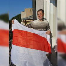 Klaipėdoje baltarusiai paminės Laisvės dieną