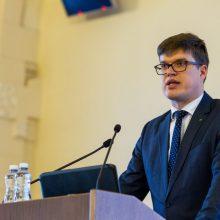 Švietimo ministerijos kancleriui T. Daukantui – be konkurso naujos pareigos ministerijoje