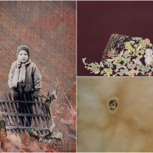 """T. Šlimaitės paroda """"Nežemiški vaikai"""": kūriniai paremti sovietmečio patirtimis"""