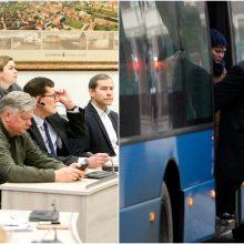 Tarša Klaipėdos mieste – dėl visko kaltas transportas?