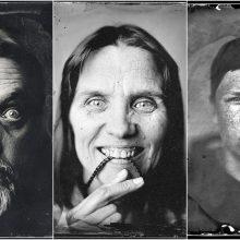 """KUFA parodose – Artūro Šeštoko """"Portretas Nr. 21"""""""