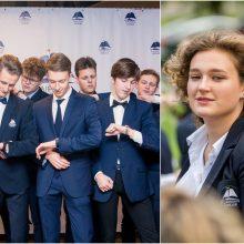 Klaipėdos licėjus – gimnazija, turinti akredituotą tarptautinio bakalaureato programą