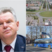 J. Narkevičius aptarė Klaipėdos planus ir miesto ateitį