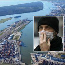 Baigė tirti Klaipėdos orą: didžiausi teršėjai – uosto įmonės