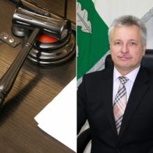 Kyšininkavimu kaltinamas Kelmės rajono meras V. Andrulis teisme savo kaltės nepripažino