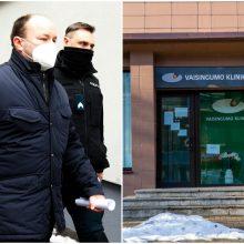 """""""Vaisingumo klinikos"""" skandalas: prašoma suimti tik vieną iš devynių sulaikytų įtariamųjų"""