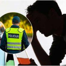 Klaipėdoje pareigūnai nustatė du prekybos alkoholiu pažeidimus