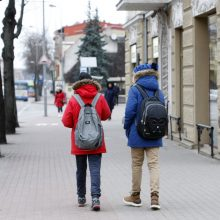 Į klases – dar daugiau Klaipėdos moksleivių