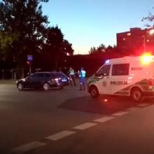 Kėdainiuose partrenktas per perėją ėjęs mažametis, jis išvežtas į ligoninę