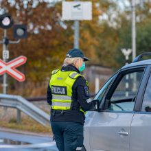 Reidas Klaipėdos apskrityje: įkliuvo trys girti vairuotojai, penki – neturėjo teisės vairuoti