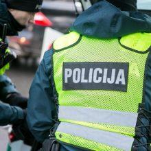 Debreceno gatvėje – vyrų konfliktas: argumentu tapo smūgis į nosį