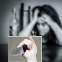 Klaipėdoje išgertuvių metu griebtasi peilio: tarp moterų kilo konfliktas