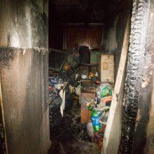 Tragiškas rytas Alytaus rajone: per gaisrą žuvo du žmonės