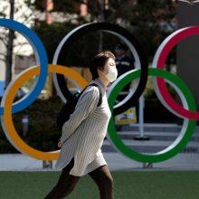 2012 m. Londono olimpinių žaidynių pareigūnas: mažai tikėtina, kad Tokijo žaidynės įvyks