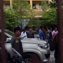 Bankoko prekybos centre įsiplieskė gaisras: žuvo trys žmonės