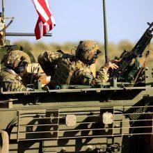 Kinija ragina JAV nedelsiant atšaukti ginklų pardavimą Taivanui