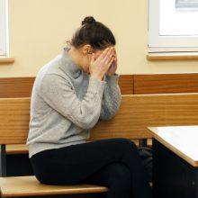 Už girtus vojažus – įkalinimo bausmė: mergina per pusmetį įkliuvo net du kartus