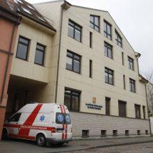 Slaugos ligoninė izoliavo pacientus
