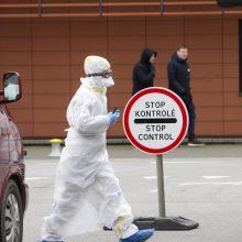 Tiriamųjų Klaipėdoje netrūksta: kasdien dėl koronaviruso tiriama šimtai žmonių