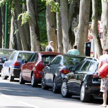 Dėmesio: Palangoje – rinkliavos už automobilių stovėjimą startas