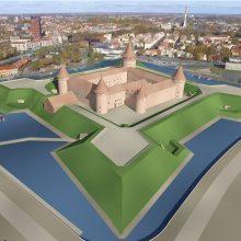 5 mln. eurų kainavusi Klaipėdos piliavietės rekonstrukcija sukėlė klausimų