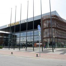"""Klaipėdos """"Švyturio"""" arena išgyvena sunkius laikus"""