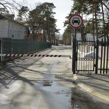 Skautų gatvėje – kova dėl užtvaro įrengimo: gyventojus nervina prašalaičiai