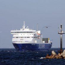 Dėl pandemijos DFDS imasi pokyčių Šiaurės Baltijos regione