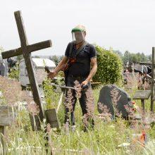 Kapinėse baisiau nei Sibire?