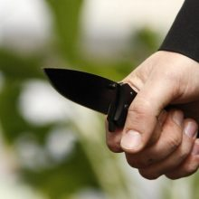 Kruvinos dramos Vilniuje ir Panevėžyje: peiliu sužalotas vyras ir moteris